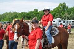 Sertoma_Ice_Cream_Festival_Utica_Ohio_Horse_Rides