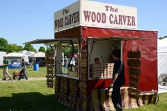 Sertoma_Ice_Cream_Festival_Utica_Ohio_Wood_Carver