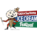 Grounds Sertom Ice Cream Festival Utica Ohio