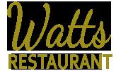 Sertoma Ice Cream Festival Sponsor Watts Restaurant